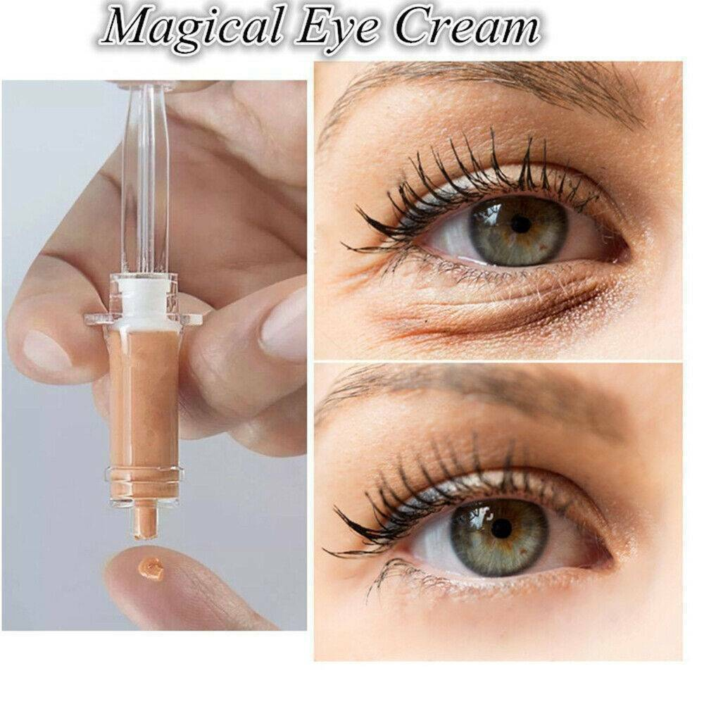 Magic Eye Cream 2 Minutes Remove Eyebags Firming Eye Anti Puffiness Wrinkles Uk Ebay
