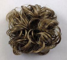 "Scrunchie #14 Light Golden Brown 3"" Cheer Pageant Ponytail Holder Mona Lisa Hair"