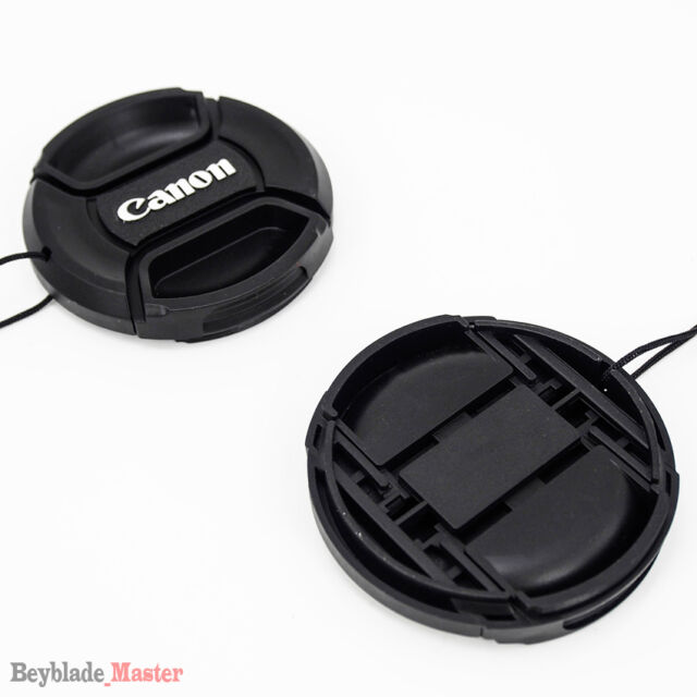 52mm Camera Snap-on Front Lens Cap cover For Canon 650D 600D 1100D 550D