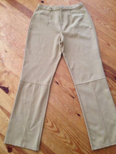 Modern Soul Women's Pants Mustard yellow Stretch P