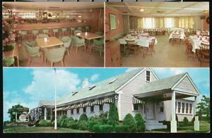 PEABODY-MA-Century-House-Restaurant-amp-Bar-Vintage-Massachusetts-Postcard-Old-PC