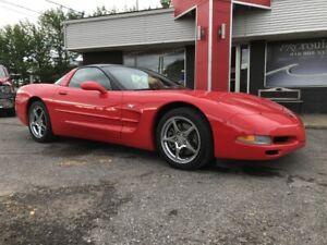 2001 Chevrolet Corvette Corvette 2001