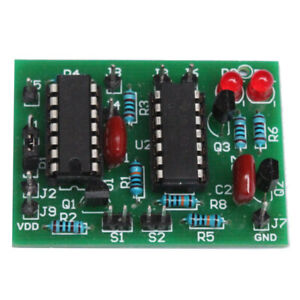 DIY-Kit-D-Flip-Flop-Circuit-Suite-Schweisspraxis-Elektronische-Wettkampfsuiten
