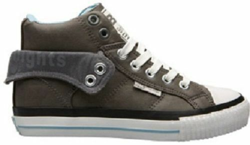BK British Knights Sneaker Schuhe Roco grey water blue B 32-3730.13 Neuware