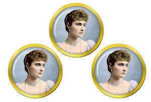 Empress-Alexandra-de-Hesse-Marqueurs-de-Balles-de-Golf