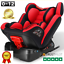 Luxury-childs-car-seat-Baby-asiento-infantil-Safety-Comfort-isofix-children-Boy-Girl miniatura 2