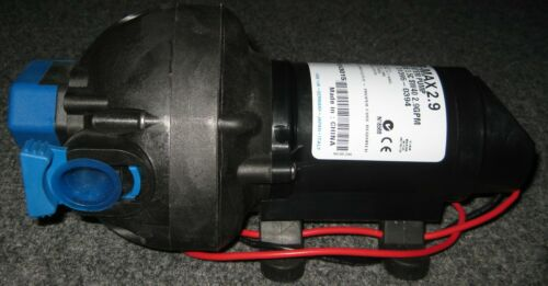 40 PSI Jabsco Self Priming On Demand Water Pump 31395-0394 24 V DC 2.9 GPM