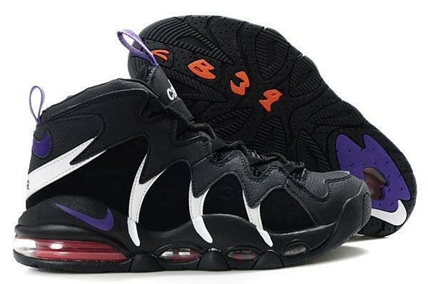 Nike Air Max CB34 Barkley White Black Grey Basketball Shoes Kicks Mens 414243