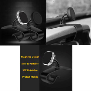 Easy-Clip-Universal-Magnet-Magnetic-Car-Phone-Holder-Phone-Holder-Dashboard
