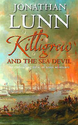 Killigrew and the Sea Devil, Lunn, Jonathan, Very Good Book