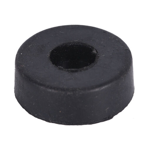 4Pcs Rubber Bumpers Embedded Washer Feet Pad Instrument Speaker Hol P5