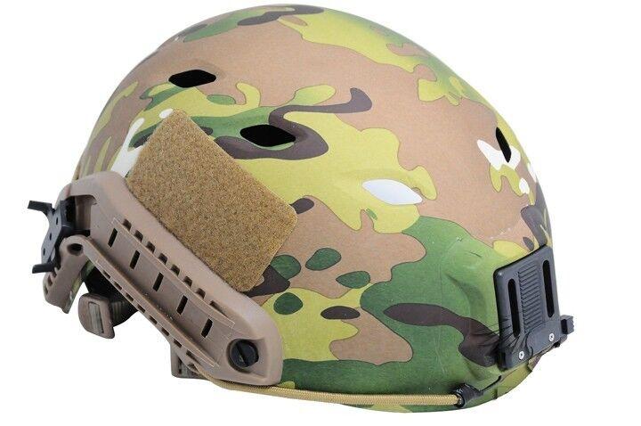 Brand Airsoft Paintball Predective Base Jump Helmet PROP CP F286 L XL