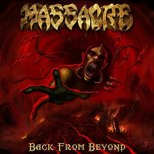 Massacre-back from Beyond-CD-DEATH METAL