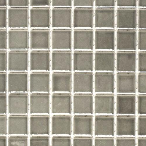 Céramique Mosaïque Umbra métal brillant salle de bains WC Mur De Cuisine Mur Arrière wb18d-02041 de coffre