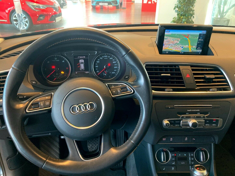 Audi Q3 2,0 TDi 184 Sport quattro S-tr. - billede 7