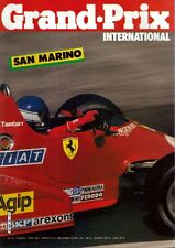 GRAND PRIX INTERNATIONAL numéro 62 . SAN MARINO . 4 mai 1983 .