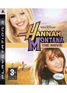 Hannah Montana le film - JEU PS3 - NEUF
