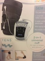 Sanitas Sem 50 Tens Device Knee / Elbow 2 In 1 With Universal Cuff