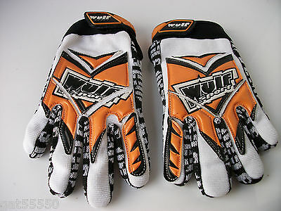 New Wulfsport Kids Gloves All Sizes /& Colours Childrens Quad Youth Motocross