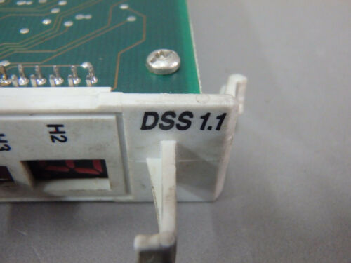 DSS11 DSS1.1 Carte interface sercos USED INDRAMAT