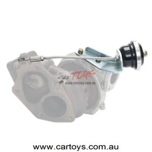 Turbosmart IWG75 Internal Wastegate FITS Mitsubishi EVO 9 Black 22PSI TS-0601...
