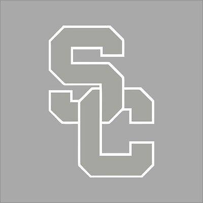 San Francisco Dons #3 College Logo 1C Vinyl Decal Sticker Car Window Wall