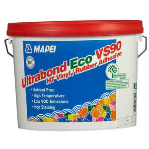Details about Mapei Ultrabond Eco VS90 HT Adhesive Choose Size
