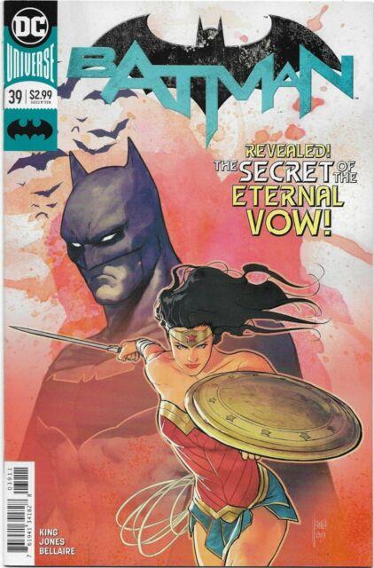 Batman (Rebirth) #39 - VF/NM - Wonder Woman / Secret of the Eternal Vow