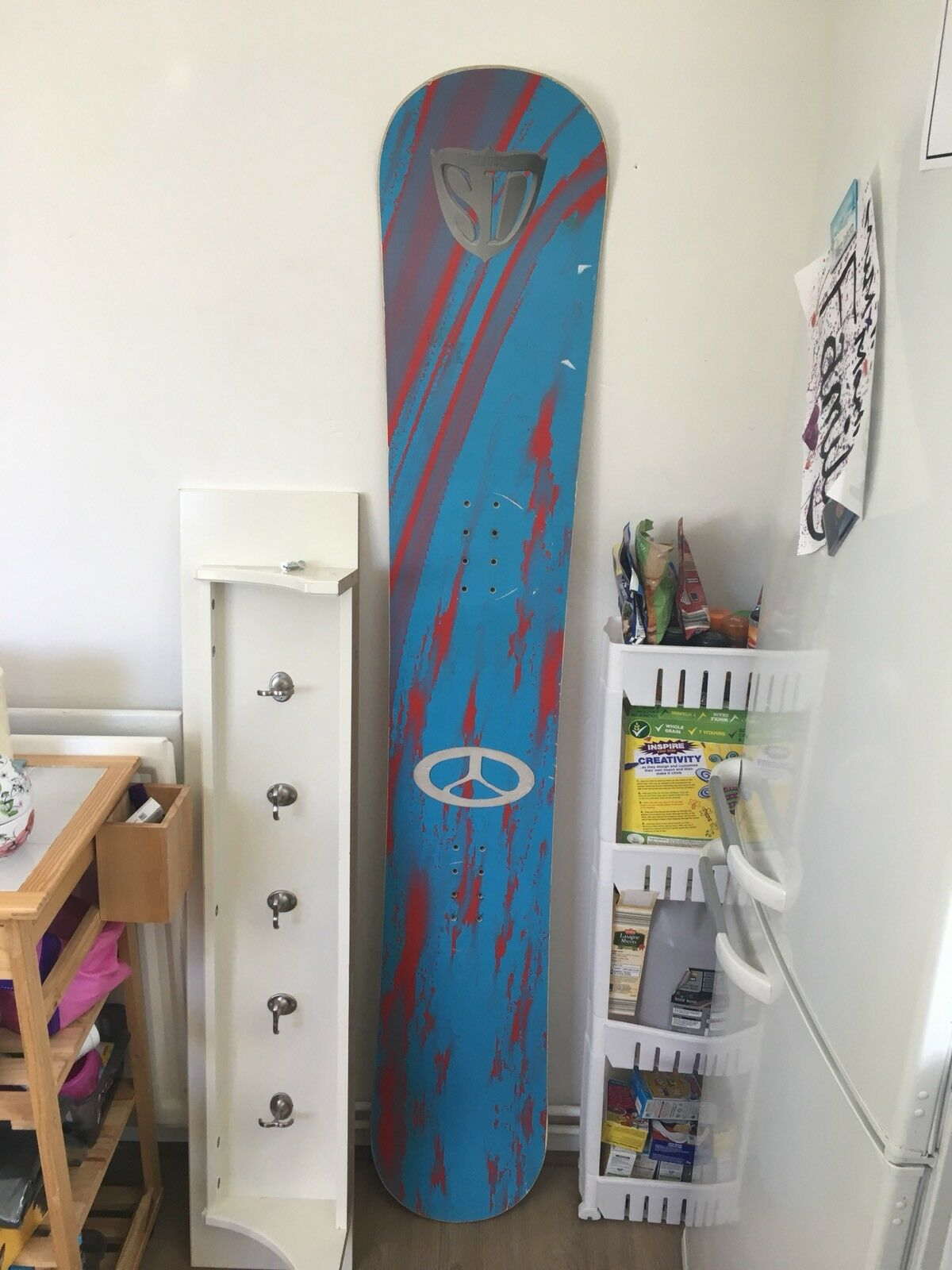 "Stardust Snow Board 67"" 10.5"" Used Happy To Post Ski"