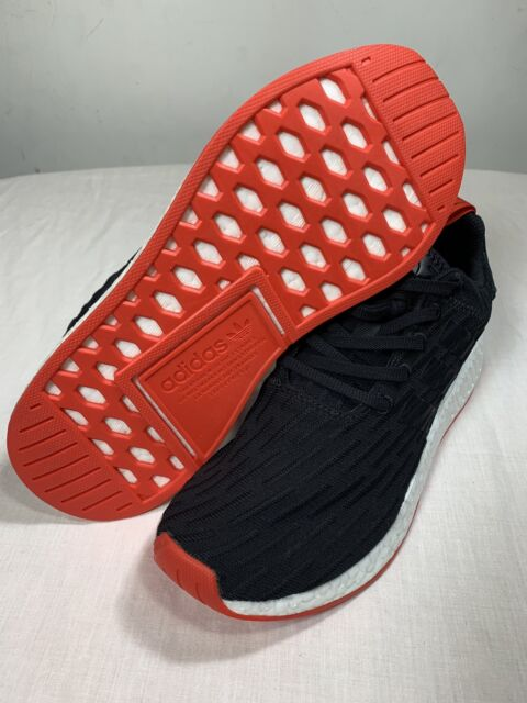 Adidas Originals NMD R2 Schwarz Rot BA7252