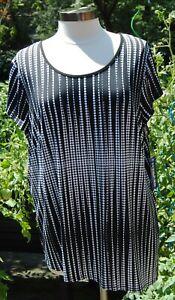 Nygard blouse 1X