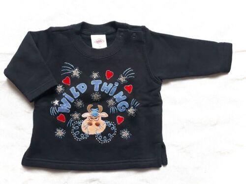 62 und 68 NEUWARE Baby Pullover für kleine Jungs Oilily Jungen Sweatshirt Gr