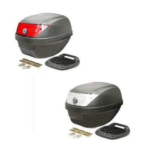 Exclusivement Pointe Roller Moto Valise Moto Valise topbox TOP CASE 28 L