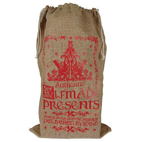 Elfmade Christmas Present Gift Sack