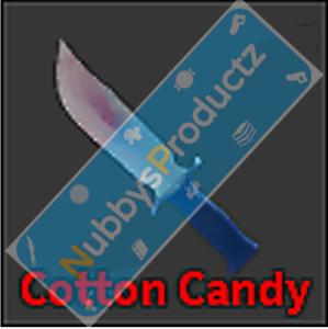 Roblox Murder Mystery Legendary Code Roblox Murder Mystery 2 Mm2 Cotton Candy Legendary Godly Knife Ebay