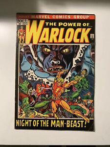 The-Power-of-the-Warlock-1-7-0-FN-VF-Condition-1st-Issue