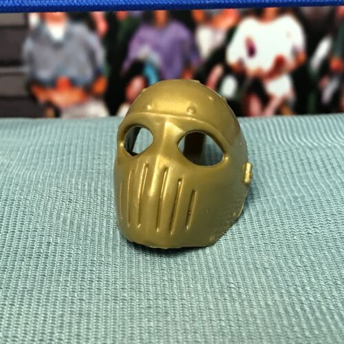 WWE Wrestling Mattel Elite Gold Welding Mask Figure Accessory