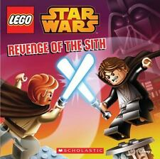 Lego Star Wars: Revenge of the Sith by Ace Landers (2015, Paperback)
