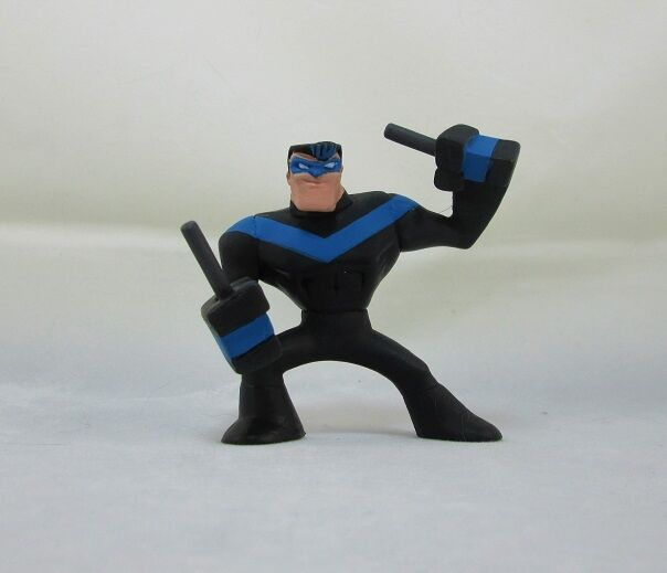 Action League Custom Nightwing Batman Brave and Bold