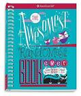 The Awesomest, Randomest Book Ever: Super Smarts and Silly Stuff for Girls by Mary Richards Beaumont (Spiral bound, 2014)