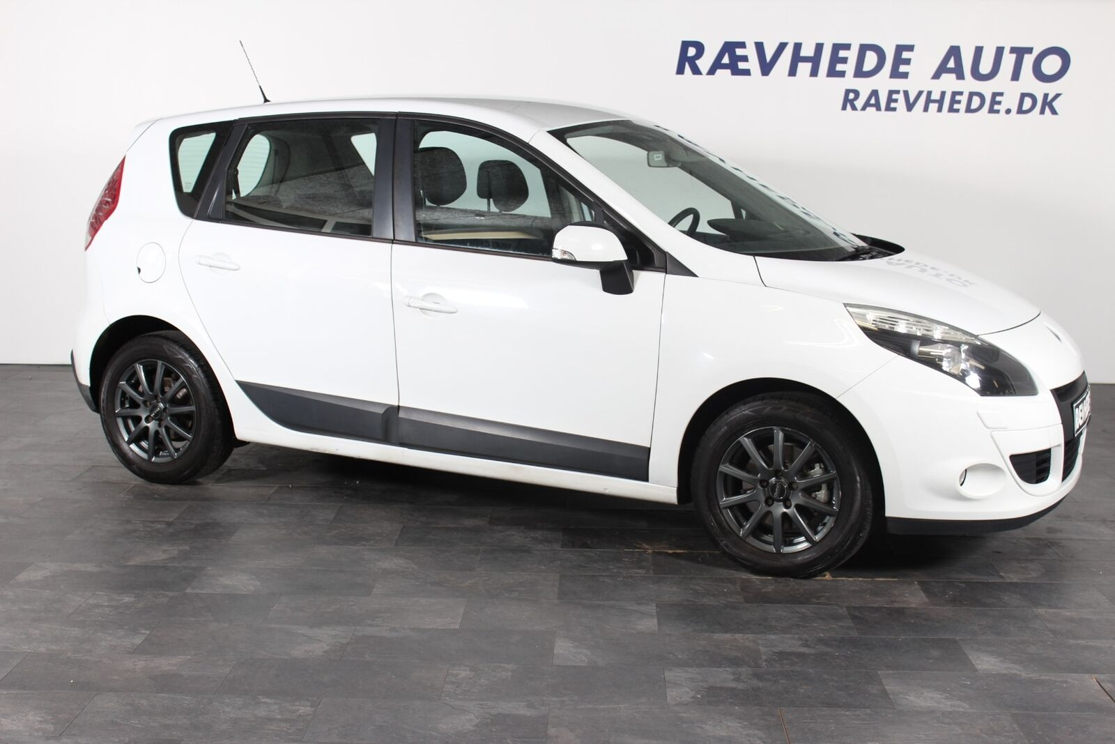 Renault Scenic III 1,5 dCi 110 Authentique+ aut.