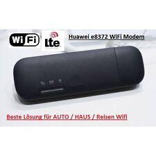 Huawei E8372h WiFi Hotspot LTE 4G 3G USB Auto Surfstick eingebauter WLAN Modem