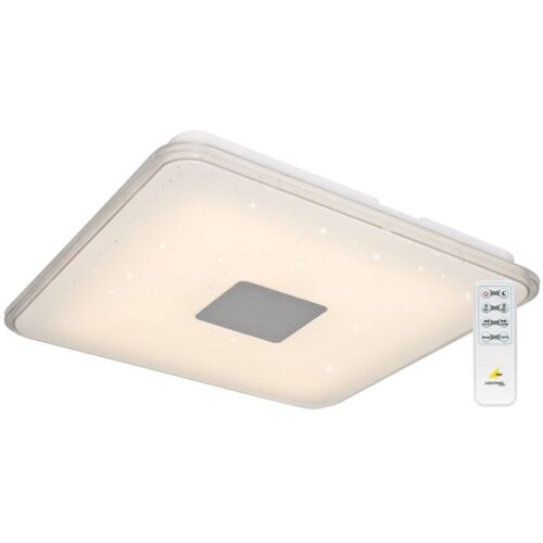 LED Deckenleuchte SAMURAI dimmbar mit Fernbedienung LEDs 230V 30W  TRIO