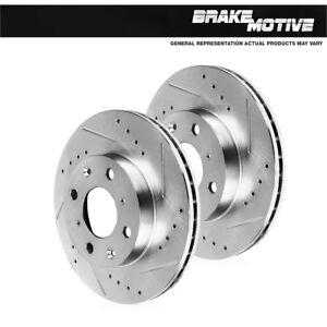 Front-280-mm-4-Lug-Quality-Brake-Rotors-2007-2008-2009-2010-2011-Mini-Cooper