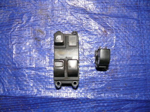 NISSAN 200sx s14 s14a sr20det leve vitre Commutateur 25401-80f00 25411-80f00 LHD