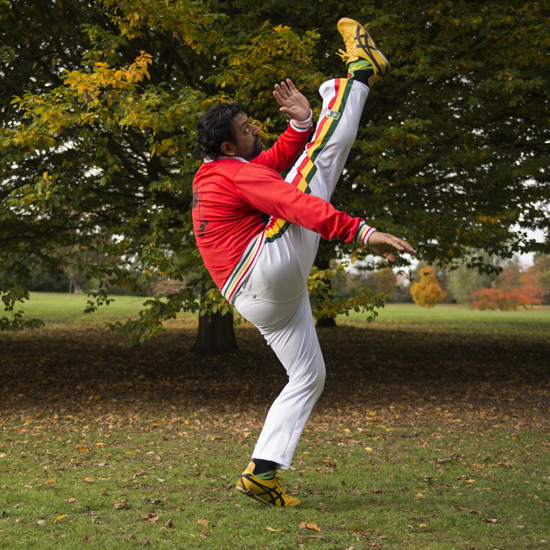 Unisex Weiß Reggae Capoeira Capoeira Capoeira Abada Kampfsport Elastisch Hose 6 Größen 702d48