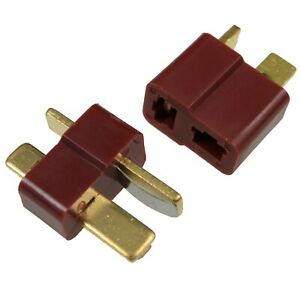 Deans-RC-Battery-T-Plug-Connector-Male-amp-Female