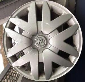 "Toyota Sienna 2004-2010 16/"" Wheel Cover Hub Cap Genuine OE OEM"