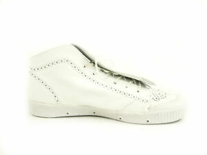 spring court white leather