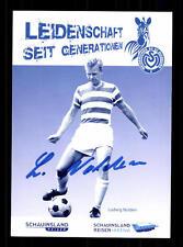 Ludwig Nolden Autogrammkarte MSV Duisburg Original Signiert + A 70609